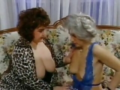 A duo BBW and moreover SKINNY GRANNIES FUCKED BY A MAN (VINTAGE)