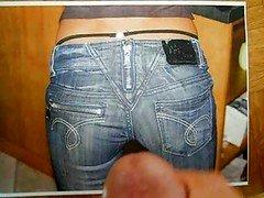 Cum In Sisters Jeans