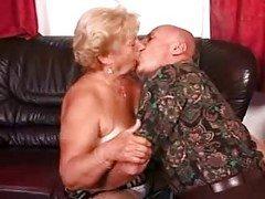 Grandma And plus Grandpa Doing What T