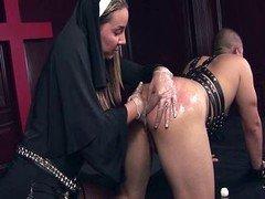 The Strapon Nun