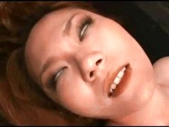 Asiatic Throat Gagged & Made To Orgasm