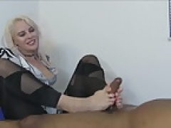Vicky Vixxx Fantasy Foot Job Cum Actual