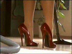 Legs & heels fetish