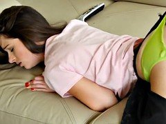 Dirty Flix - PMS whore fucked by a step bro