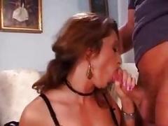 Jeanette La Douce European double anal 45623