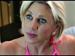 Skanky Mom caught Live camera masturbating