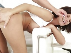 DogHouse European Mom i`d like to fuck Fucked in Her Gape on the Floor