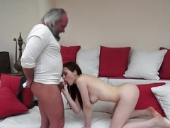 Aroused Sugar Daddy assfingered!