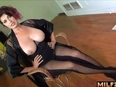 Cold-blooded Step Mommy Makes You Jerk - JOI