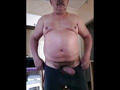 oldman Sizeable Penis