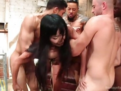 Mail Order Bride Bondage Team fuck