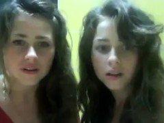 Gabi and additionally Nati - Twin Sisters
