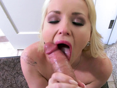 Staci Carr cheats on her passed out husband