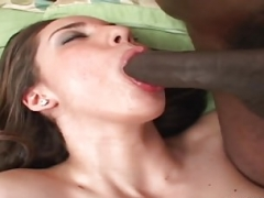White Housewife Tries Some BBC