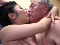 Juicy Japanese ladies getting fucked on camera