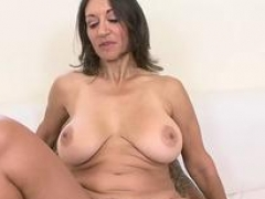 Big-breasted soccer mom fucked by an Far eastern guy