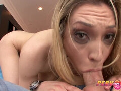 PervCity Anal Fuck for College Sorority Sister Lily LaB