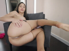 Abella Danger Stockings And Bootie Hot Solo