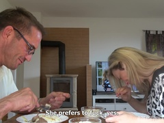Czech Wife Swap 7 part 2