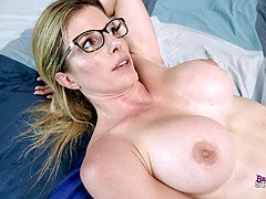 Step mom is locked down and nasty - Cory Chase