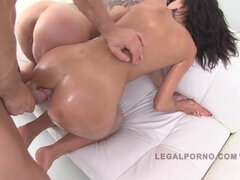 Nikita Belucci & Lana Fever arse copulated hard by Nacho