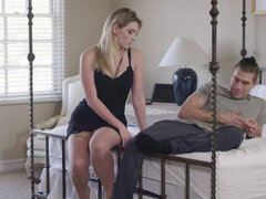 Giselle Palmer cheats on her bf with her messy roommate