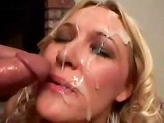 Huge Cum blast Compilation On Pretty Faces
