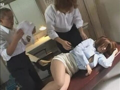 Incredible Japanese chick Milk Matsuzaka in Crazy Big Tits, Cougar JAV scene