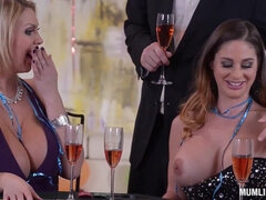 Cathy Heaven Hot Sex Party