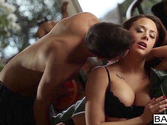 stunners - ebony ANGEL - Chanel Preston