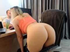 Erotic Rookie Lovely Booty Fucking