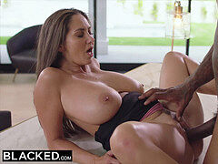 BLACKED cougar only pulverizes bbc