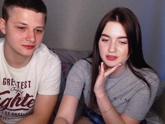 Webcam Show amateur couple
