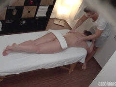 Having Sex With Masseur - spy cams