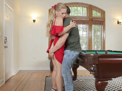 Sloan Harper raw fucked & impregnated by her bf