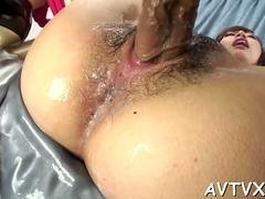 entrancing japanese banging hard