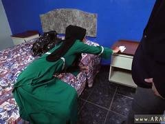 Ella hughes three-way and desirae three-way pov Desperate Arab Lady Has an intercourse For Money