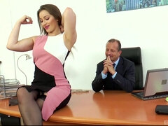 My lawyer is a slut - Dani Daniels