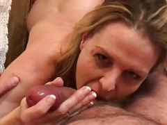 Mandy-Claire Swanson Gives head Cock