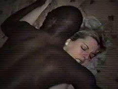 Sex Craving Interracial Couple Into Steamy Sex
