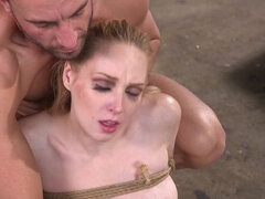 Obedient Pain Slut SCREAMS for Anal Punishment