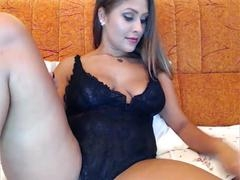 Vid Chat Amazing Latina Fingering Pink Pussy Fragment 1 Hd