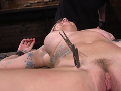 Fresh Meat: Sammie Six Shackled in Grueling Bondage