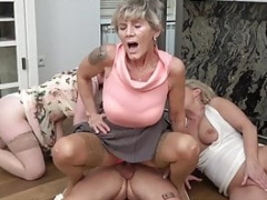 Granny make love fest