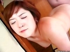 Beautiful Sonomi Kougen fucked doggy style