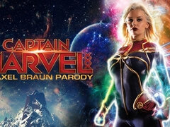 ?aptain Marvel xxx : an Axel Braun parody