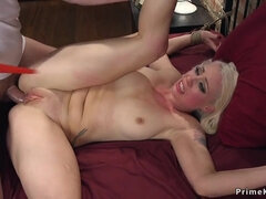 Cheating wife anal bdsm banged
