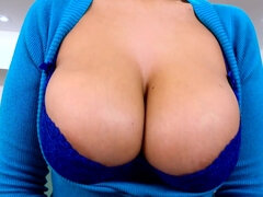 Busty milf teacher Bridgette B gets pov fucked in the classroom