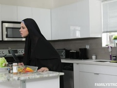 Pleasuring My Stepsister In Her Hijab