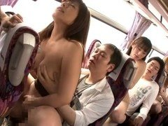 Bus Complete Of Naked Girls